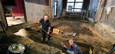 Archeologische opgravingen in Ootmarsum krijgen educatief tintje