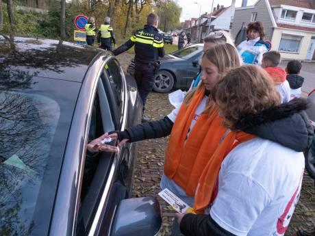 Met 53 km/u over de Spoorstraat in Arnemuiden: boete van 257 euro