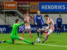 De wedstrijdbal is na hattrick voor TOP-spits Remans: 'Dit is de eerste in mijn carrière'
