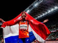 Nare dromen voor Sifan Hassan na successen in Tokio: 'Ik weet niet wat er allemaal gebeurde in mijn hoofd'