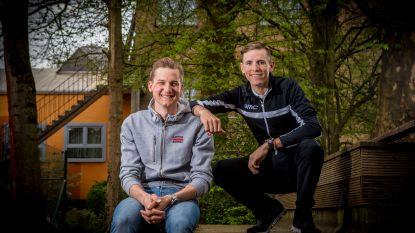 """Wellens en Teuns: ploegmakkers bij de jeugd, concurrenten anno 2018: """"Tim was beter. Tóen, hé!"""""""