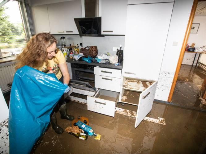 """""""Voor mij gaat dit toch al over 45.000 euro"""": wie in juli waterschade leed én verzekerd is, wordt 100 procent vergoed"""