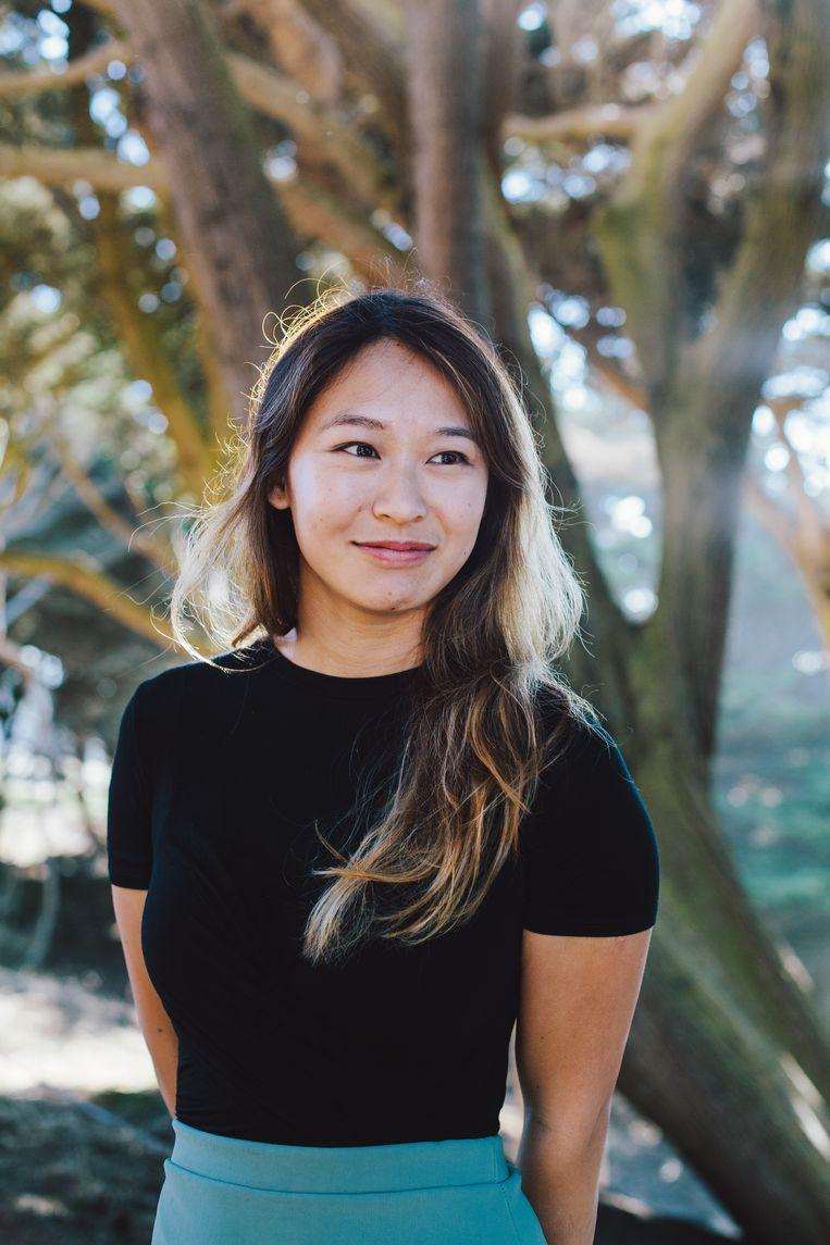 Wendy Liu. Beeld Jackie Luo
