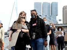'Wij stonden maandag op de Dam en woensdag bij Erasmusbrug. We zijn het zat'