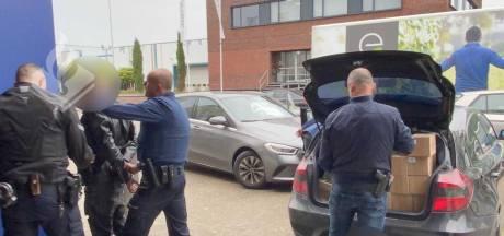 Man opgepakt in Best voor verkoop van gestolen wietolie ter waarde van 200.000 euro