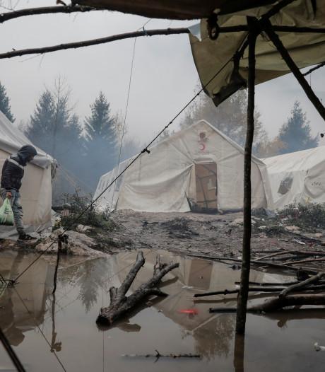 Kroatische politie schiet migrant neer 'bij bescherming grens'