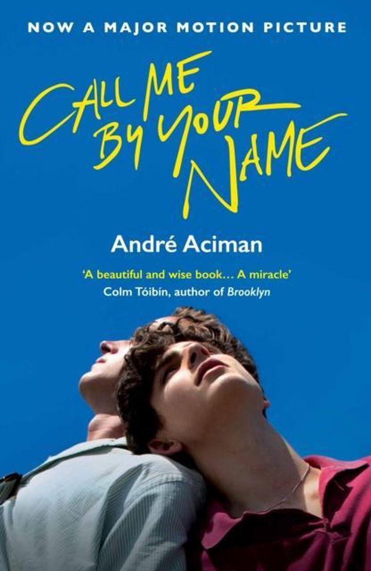 'Call me by your name' van André Aciman Beeld tb