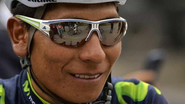 Nairo Quintana. Beeld afp