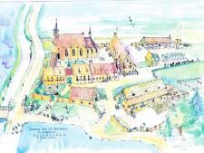 Alsnog onderzoek naar mysterieus klooster Hulsbergen bij Wapenveld: 'We zijn vol verwachting'