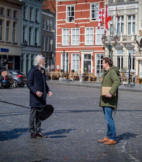 Tv-professor Erik Scherder maakt aflevering over geheimen in Bergen op Zoom
