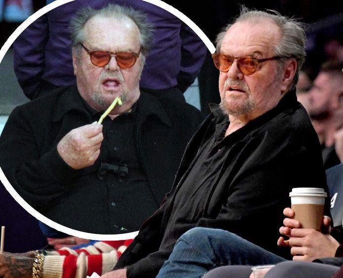 Het zou niet goed gaan met Jack Nicholson, jarenlang één van de populairste acteurs uit Hollywood.