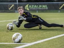 Doelman Verbruggen (17) tekent eerste profcontract bij NAC