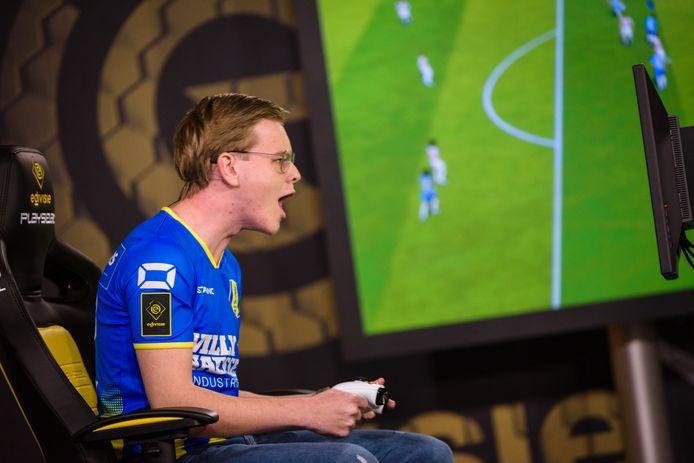 Collin Dekkers van RKC Waalwijk wijt uitschakeling in eDivisie aan vriendjespolitiek