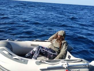 Toeriste dobbert 3 dagen rond op zee nadat rubberboot afdrijft