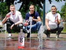 Jongensdroom van Kuner, Thijs en Wesley komt uit: hun wodka is een absolute hit