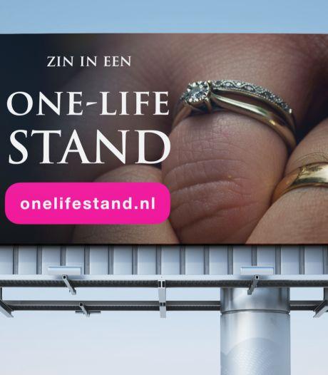 Gaykrant kaapt billboard-actie huwelijkse trouw van SGP