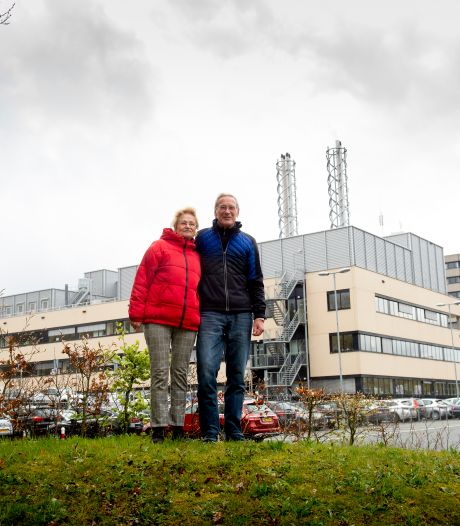 Buren van Gelre ziekenhuis in Apeldoorn worden horendol van irritant geluid