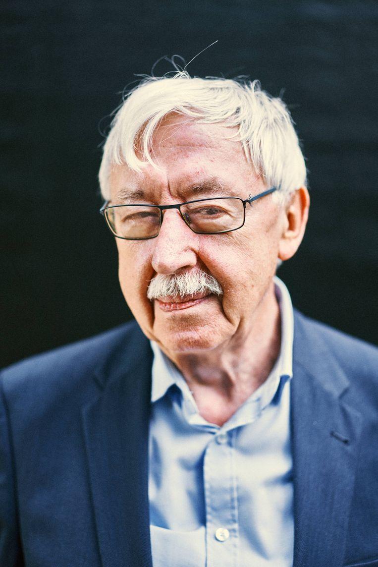 Roger Standaert: 'Scholen zullen niet gemotiveerd zijn om zelf iets toe te voegen bij de eindtermen. Daarvoor zijn die veel te ingewikkeld.' Beeld Thomas Sweertvaegher