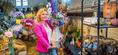 Hengelose Heleen waagt de sprong en begint webshop in zijdebloemen: fioridileen.com