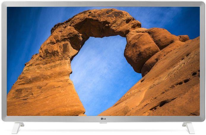 De LG 32LK6200 (€ 300), een vrij recente Full HD-tv.