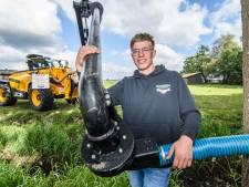 Pieter (19) uit Bunschoten heeft dé oplossing voor eikenprocessierups: 'Ik werk zeven dagen per week, zestien uur per dag'