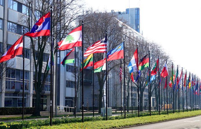 Ook Congrescentrum World Forum wil zalen ter beschikking stellen voor het middelbaar onderwijs. Archieffoto.