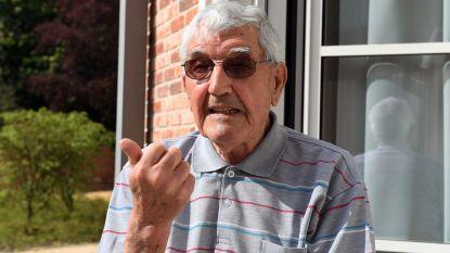 """89-jarige Jef Reinquin zag de eerste bom op Leuven vallen op 10 mei 1940: """"We waren frieten aan het bakken voor de Belgische soldaten"""""""