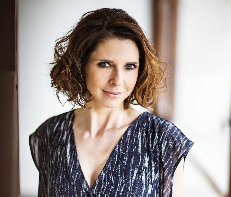 Francesca Vanthielen. Beeld Diego Franssens