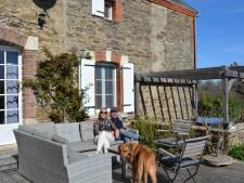Rick en Mariëlle kochten een huis in Frankrijk: 'We laten ons niet afremmen door coronacrisis'