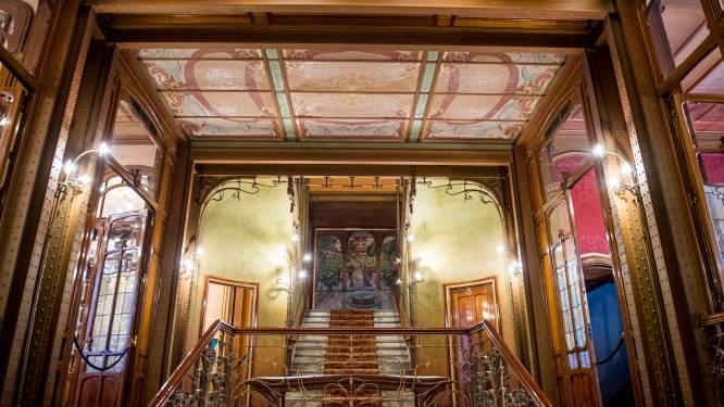 Brussel wil zich uitdrukkelijk op de kaart zetten als art-nouveauhoofdstad: 2023 wordt jaar van de art nouveau