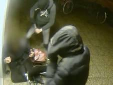 Beelden van gewelddadige berovingen bij pinautomaat Nijmegen vrijgegeven