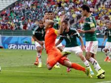 Oranje oefent in november tegen Mexico
