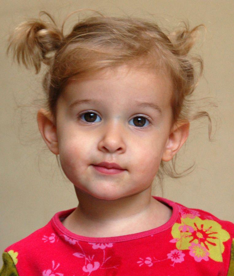 Van Themsche schoot Luna Drowart (2) op haar driewieler dood.