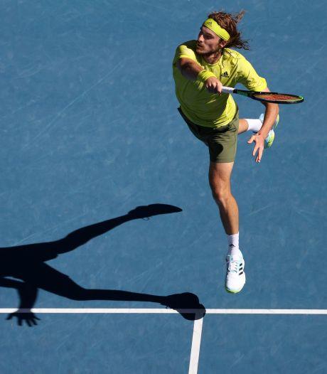 Berrettini forfait, Stefanos Tsitsipas rejoint Nadal en quarts de finale