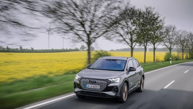 Deze week in DRIVE: de nieuwste elektrische Audi en een glansrol voor TV-kok Peter Goossens