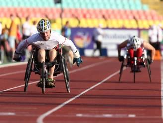 Wheeler Peter Genyn verlengt titel op de 200m