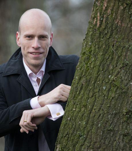 VVD'er Daniel Koerhuis uit Raalte gaat nog eens vier jaar naar Tweede Kamer
