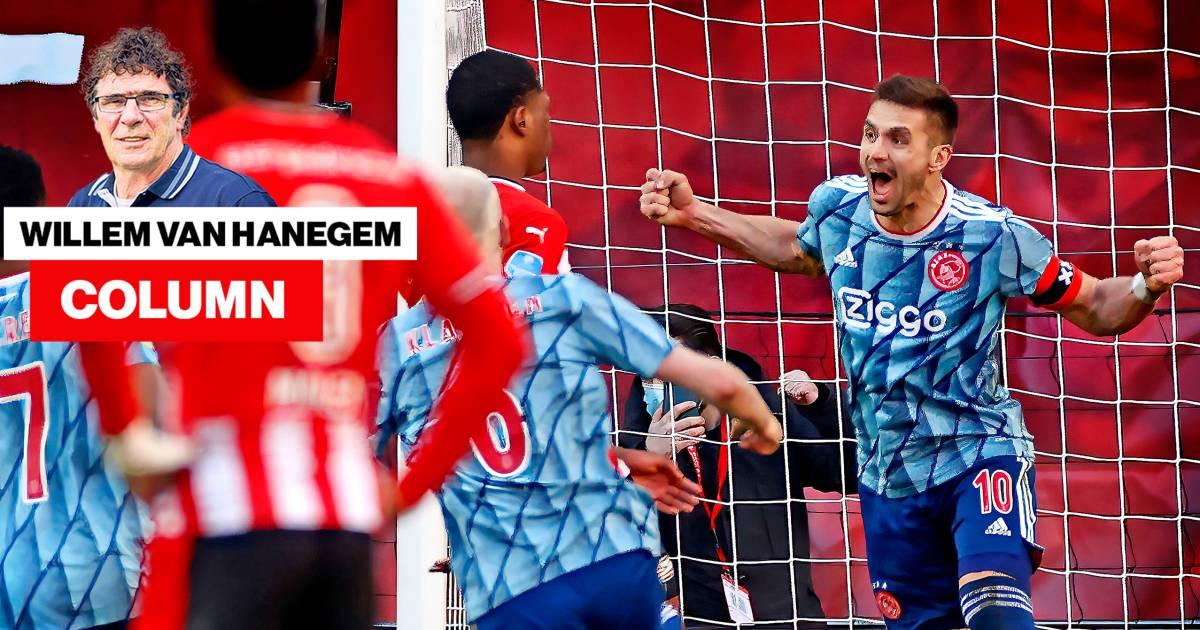 Zou er iemand bij Ajax zijn die zegt: 'Tadic, we zijn geen kleuterklas'