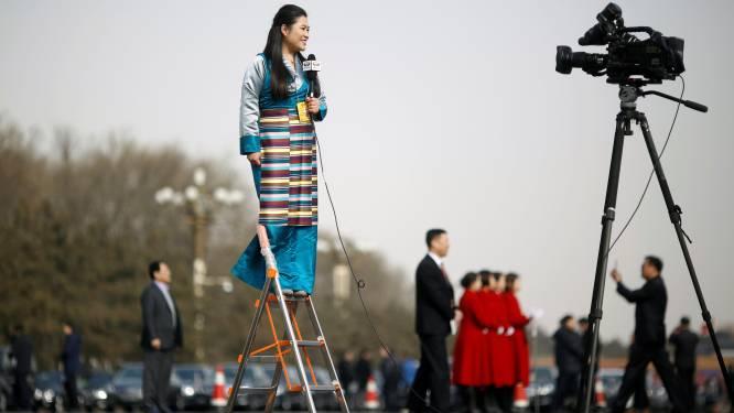 """Werkomstandigheden voor buitenlandse media in China """"aanzienlijk verslechterd"""" in 2020"""