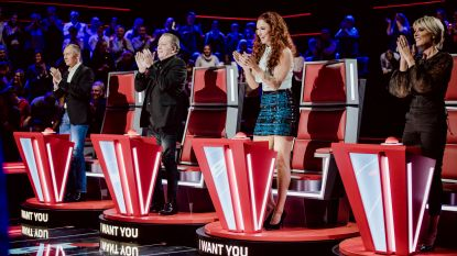 Talent op élke leeftijd: dit waren de eerste audities van 'The Voice Senior'