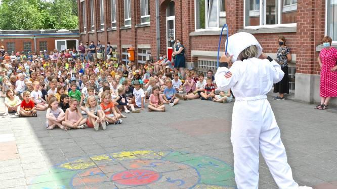 Conservatorium verrast kinderen Gulleboom om hen warm te maken voor een muziekopleiding