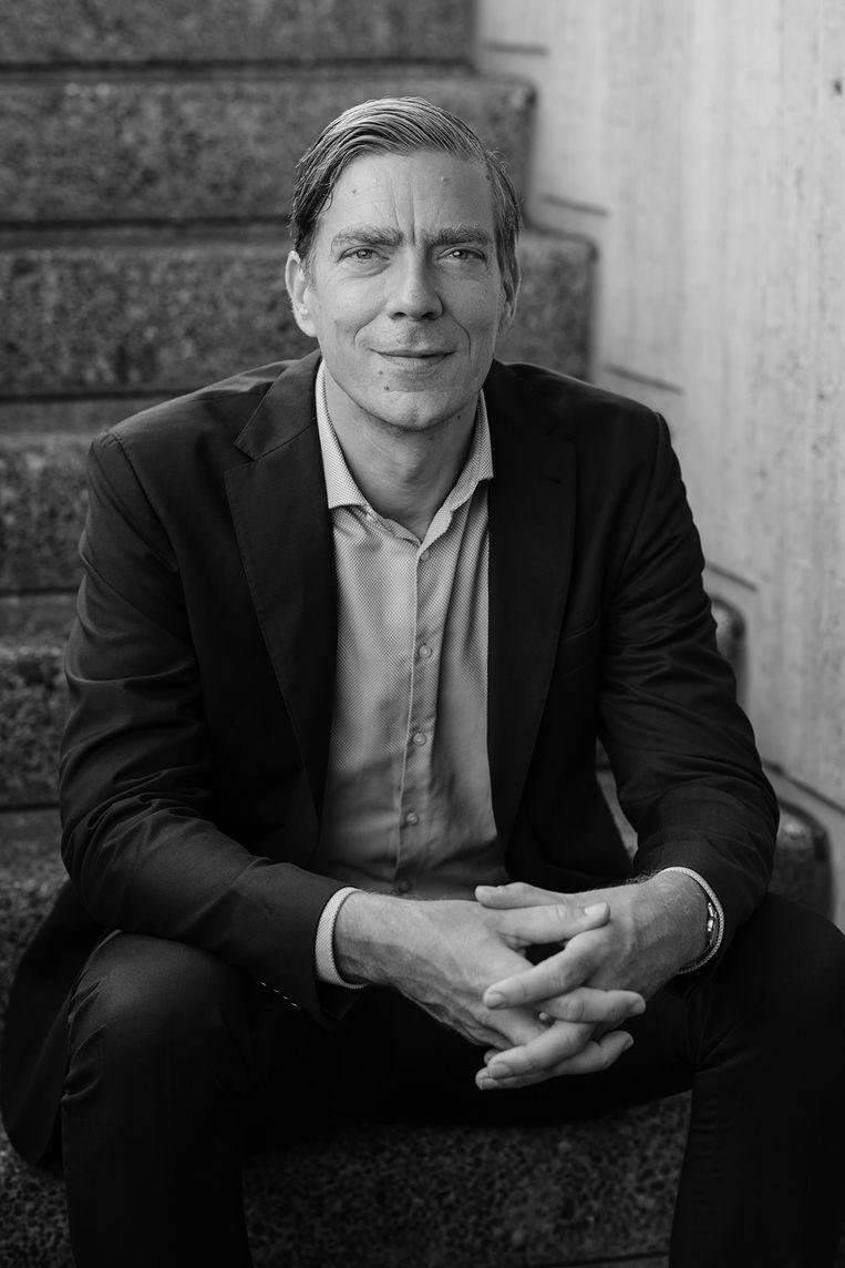 Derk Loorbach is hoogleraar sociaal-economische transities aan de faculteit Sociale Wetenschappen, Erasmus Universiteit Rotterdam. Beeld