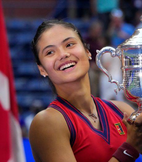 Raducanu maakt megasprong op wereldranglijst na sensatie op de US Open