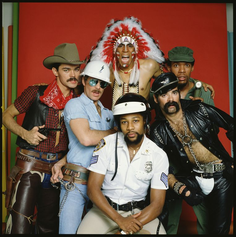 The Village People  Beeld Getty Images