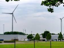 Voorlopig nog geen streep door windmolens in Wilhelminapark in Boxtel
