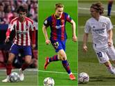 Titelstrijd in Spanje: dit is het programma van Atlético, Real, Barça en Sevilla