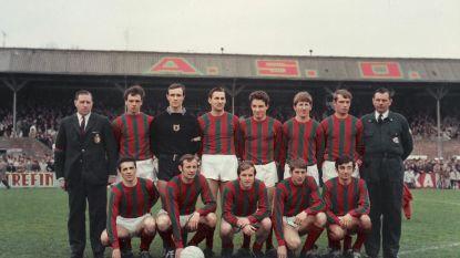 VIDEO. Hulde aan voormalige ASO-spelers die 50 jaar geleden topvoetbal naar Oostende brachten