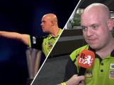 Michael van Gerwen: 'Ik kan met iedere set darts goed gooien'