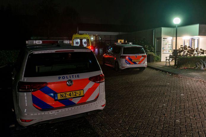 Steekpartij Oosterhout.