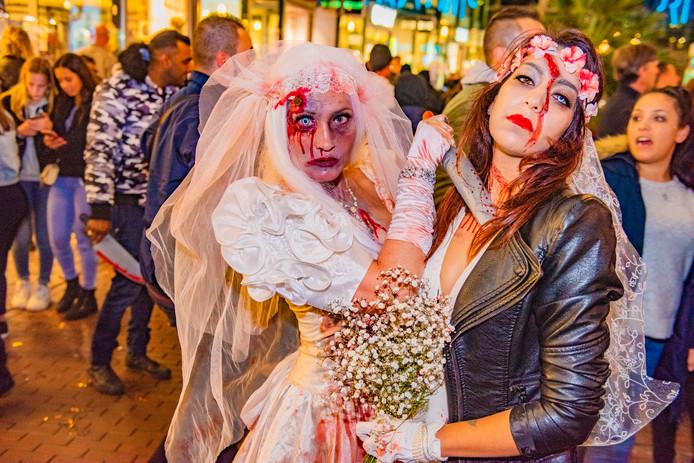 Beeld ter illustratie: Halloween in Zoetermeer